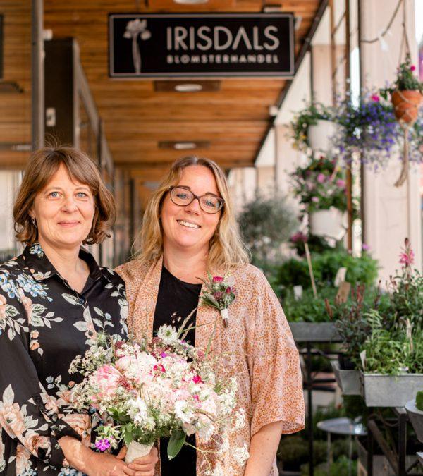 irisdals blomsterhandel